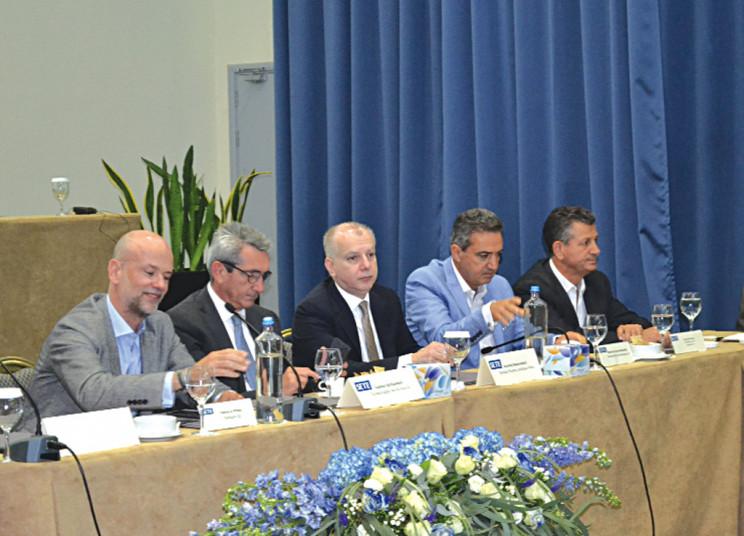 Συνάντηση εργασίας στη Ρόδο για τα προβλήματα τουρισμού με πρωτοβουλία του ΣΕΤΕ