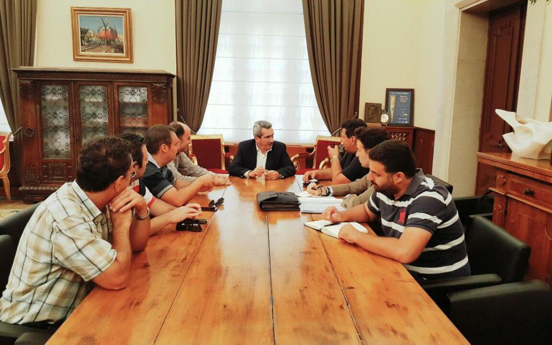 Συντονισμός δράσης ΤΕΕ Δωδεκανήσου – Επιστημονικών Συλλόγων Μηχανικών με Περιφερειάρχη Νοτίου Αιγαίου για το Κτηματολόγιο Ρόδου