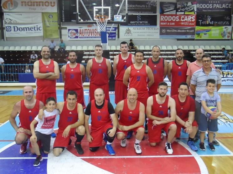 Με Επιτυχία Συνεχίζει η Ομάδα Μπάσκετ του Τ.Ε.Ε. τμ. Δωδεκανήσου
