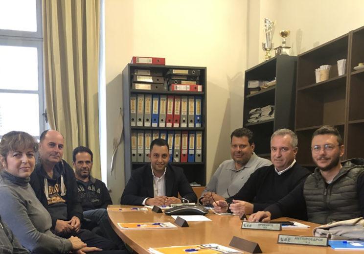 Συνήλθε εκτάκτως η Διοικούσα Επιτροπή του ΤΕΕ Δωδεκανήσου για τις επιπτώσεις της θεομηνίας της 25ης Νοεμβρίου