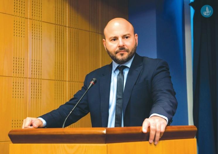 Γιώργος Στασινός: Η ανάπτυξη θα έρθει μόνο με πράξεις και όχι με επικοινωνία