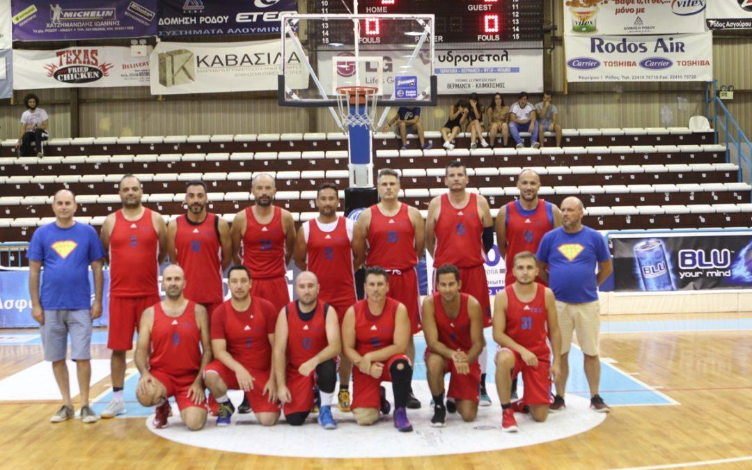 Το ΤΕΕ κατέκτησε πανάξια το 6ο ανοιχτό τουρνουά μπάσκετ